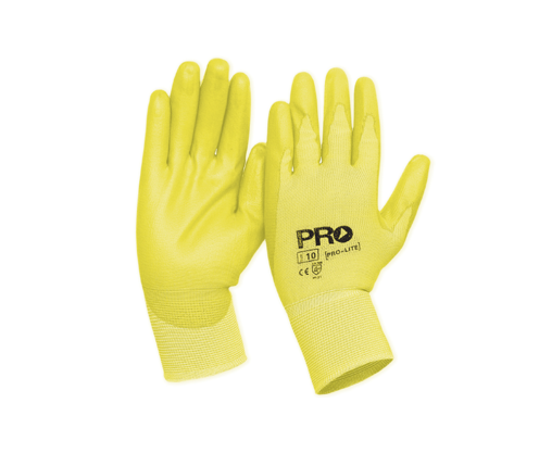 Pro Lite Hi-Vis Fishing Gloves For Sale in Perth, Western Australia