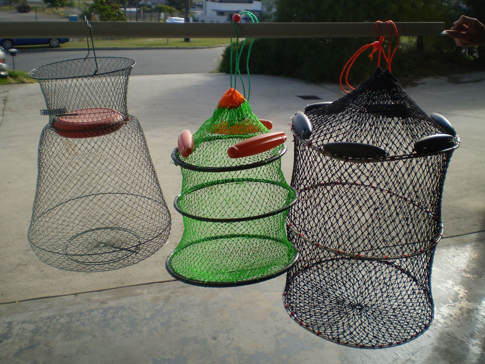 Live Bait Holders For Sale in Perth, Western Australia