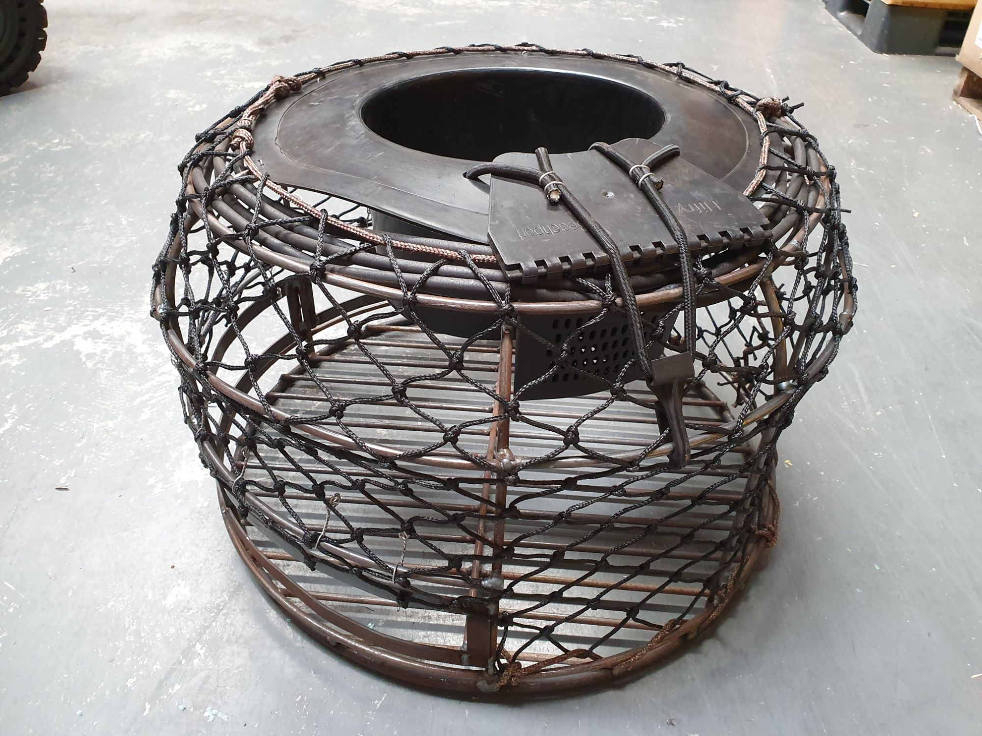Small Size Round Beehive Craypot