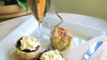 Afternoon Tea, Vineyard Tour and Wine Tasting for Two at Bolney Wine Estate