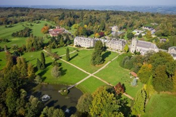 Sparkling Sussex Afternoon Tea for Two at Ashdown Park Hotel
