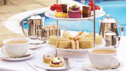 Click here to treat someone special to an Afternoon Tea for Two