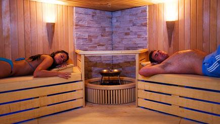 Enjoy a spa day with a friend or family member