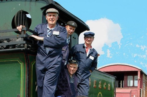 How about a Behind the Scenes Railway Day in Kent?