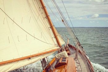 Full Day Sailing Experience in the Hamble
