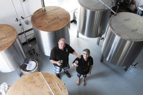 Take a brewery tour at Kissingate Brewery near Horsham, West Sussex