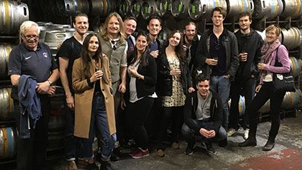 Sussex Breweries Coach Tour with Lunch and Beer Tasting for Two