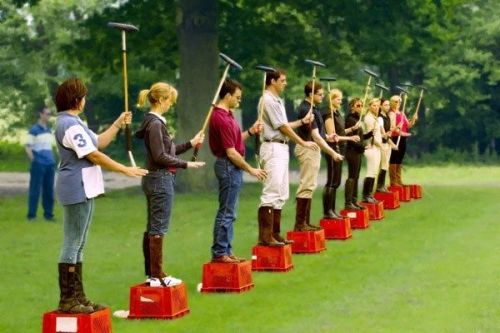 Introductory Polo Lesson in Surrey