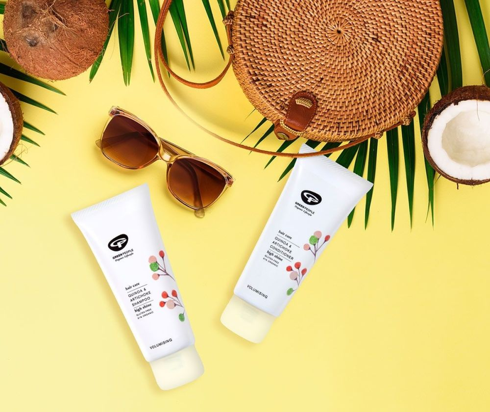 Hair Care Travel Duo
