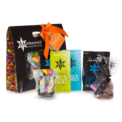 What about sending this Herbivore Vegan Gift Bag?