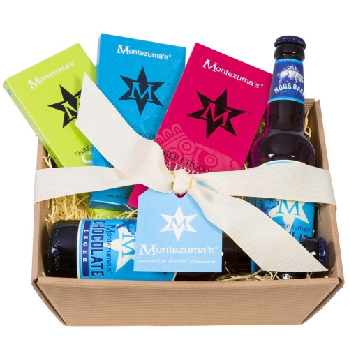 Hogs Back Brewery Hogs Back Chocolate Lager Gift Hamper