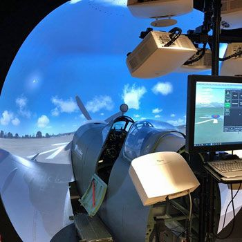 How about The Ultimate Spitfire Simulator?