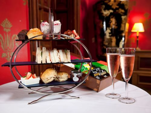 Tuck into Afternoon Tea!