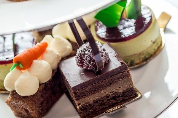 Tuck into a delicious Afternoon Tea or a Champagne Afternoon Tea