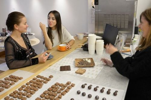 Take a look at the chocolate experiences with Melt Chocolates in London
