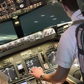 Professional 737 Flight Simulator Experiences