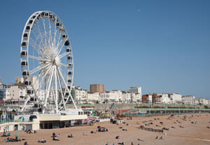 Brighton Wheel Champagne Experience for Two