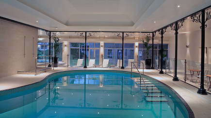 Twilight Spa Session and Dinner for Two at the Felbridge Hotel