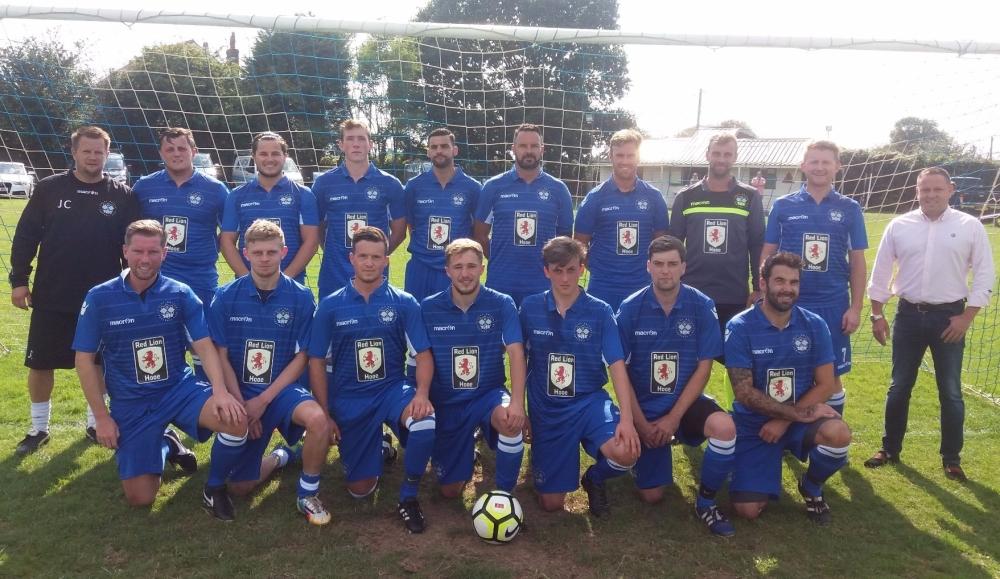 Sidley Utd 2017