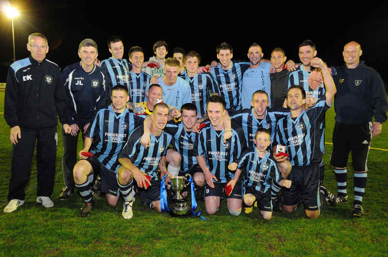 Trophy winners 2011