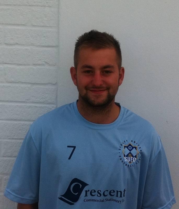 Andy Hales 2012