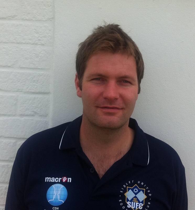 Jamie Podmore 2012