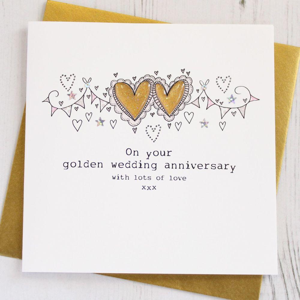 Happy Golden Wedding Anniversary