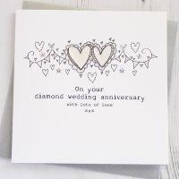 <!-- 019 -->Happy Diamond Wedding Anniversary