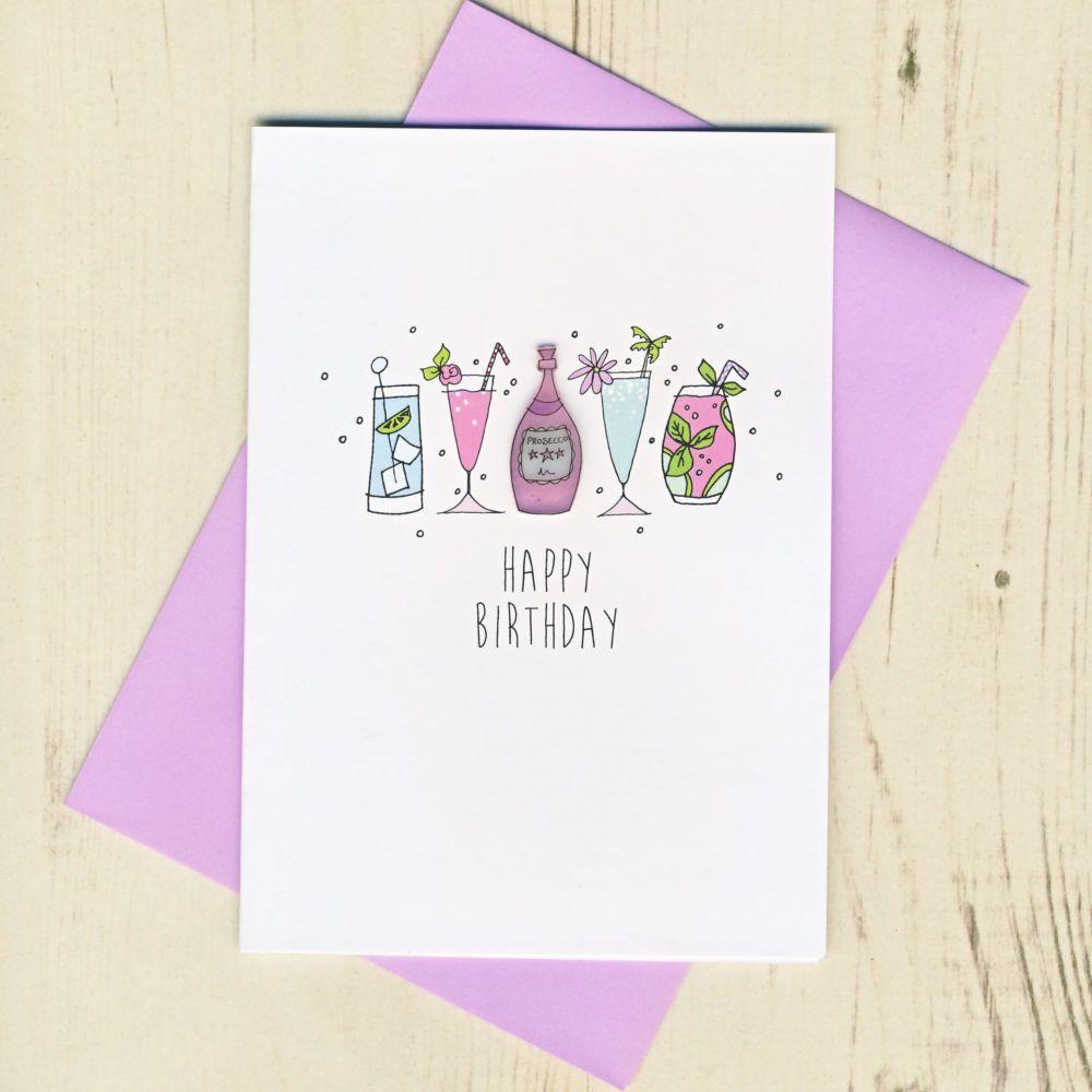 Happy Birthday Prosecco
