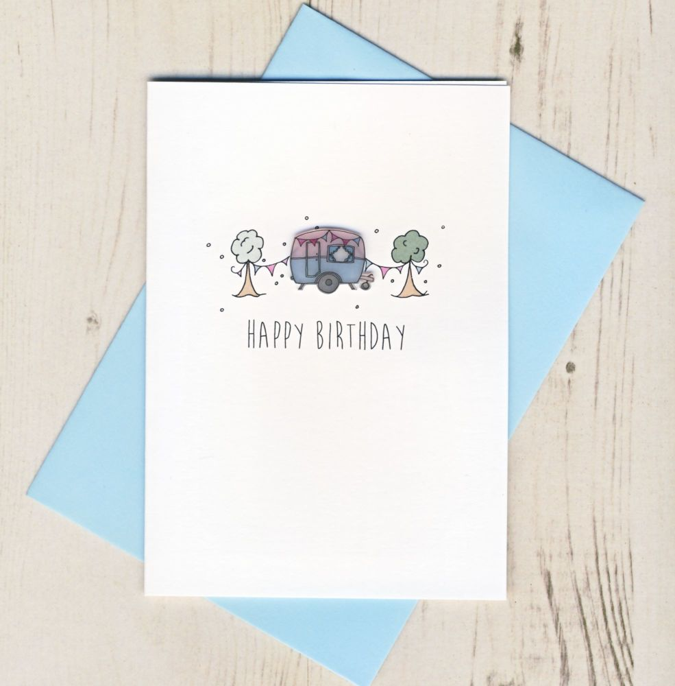 Happy Birthday Caravan