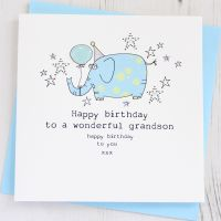 <!-- 002 -->Happy Birthday Grandson