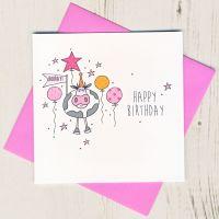 <!-- 021 --> Happy Birthday Cow