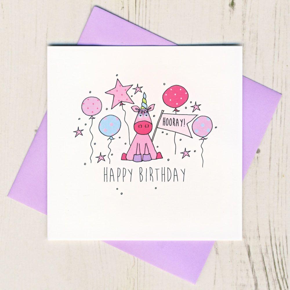 Happy Birthday Unicorn