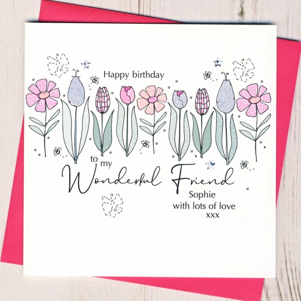 <!-- 001 -->Personalised Birthday Cards