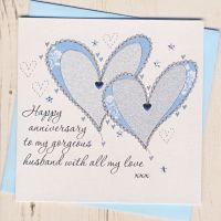 <!-- 001 --> Personalised Husband Anniversary