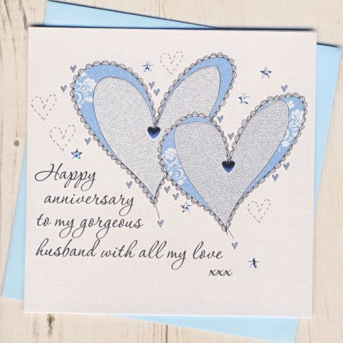 Personalised Husband Anniversary
