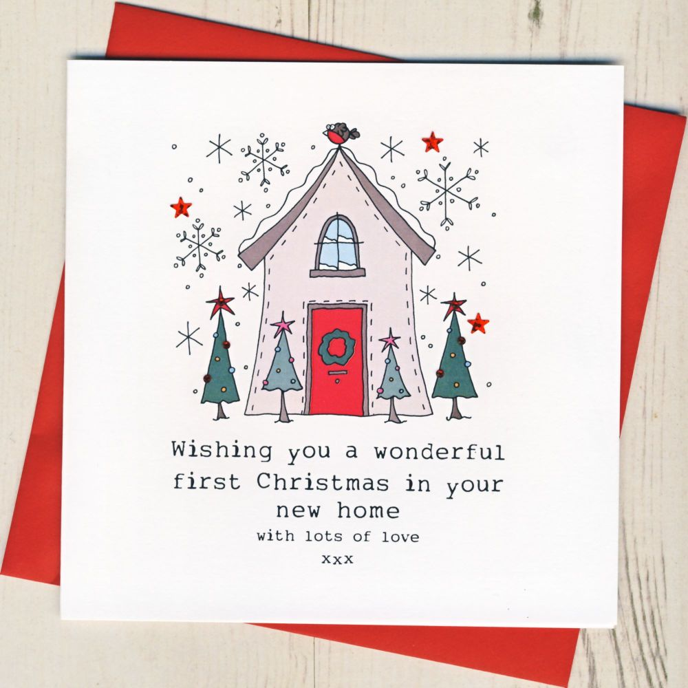 On Your First Christmas In Your New Home