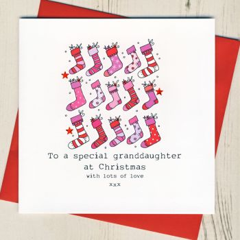 To A Special Granddaughter
