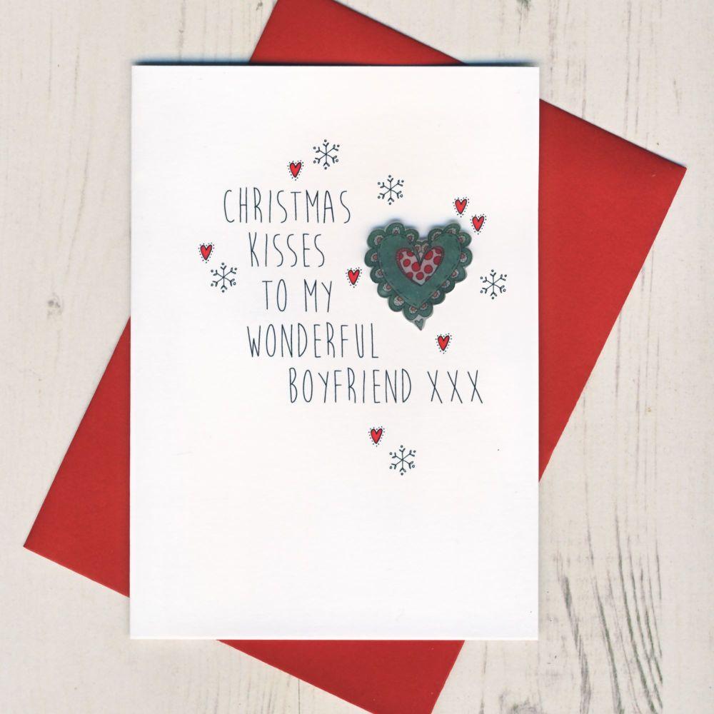 To A Special Boyfriend