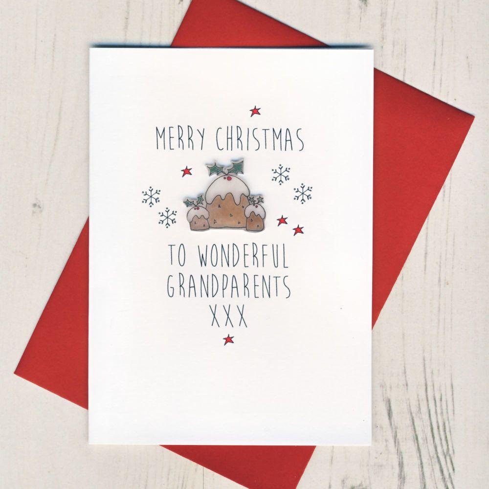 To Wonderful Grandparents