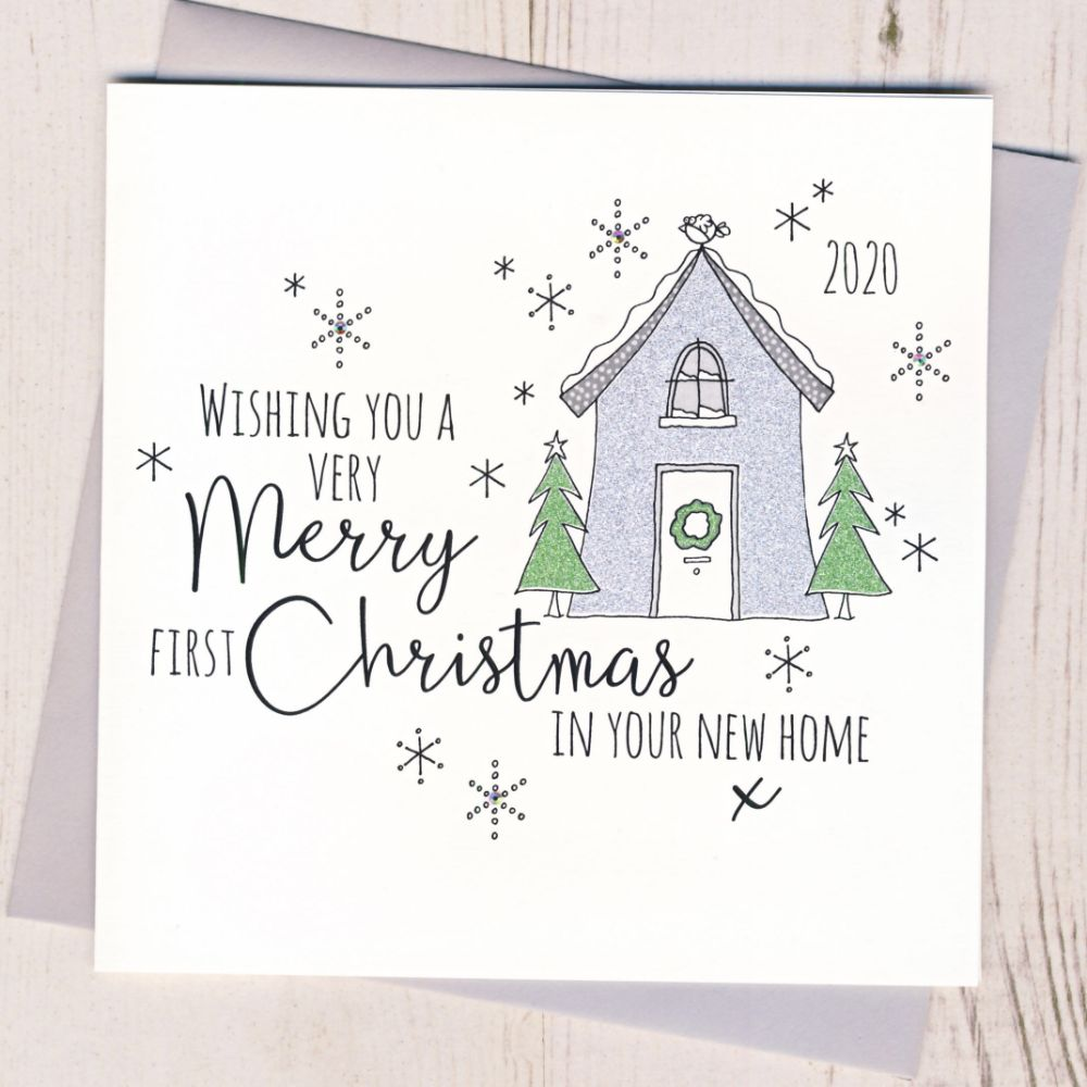 <!-- 004 -->First Christmas In Your New Home