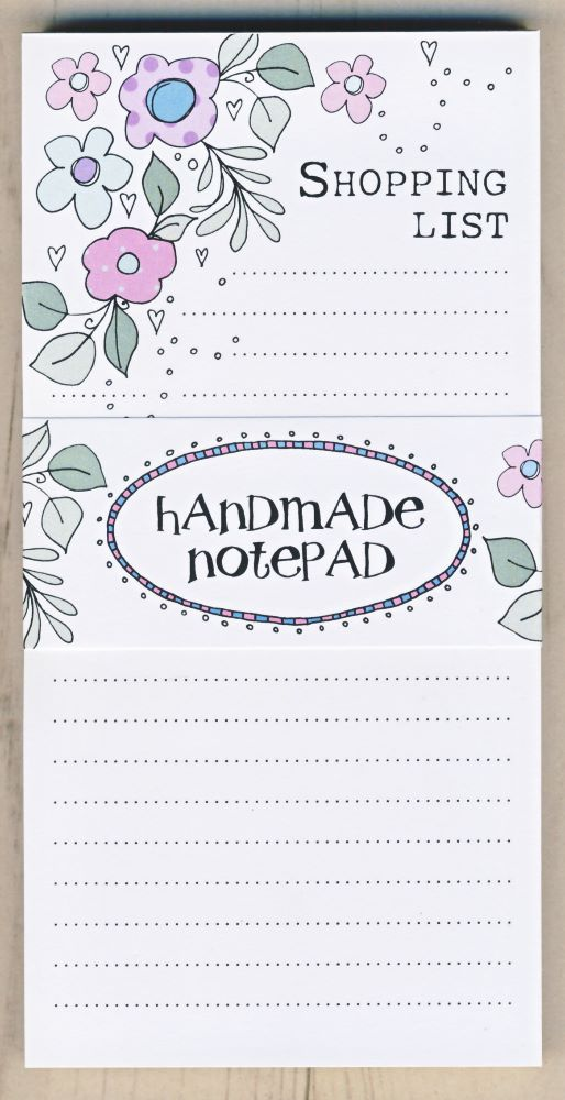 Tall Note Pads
