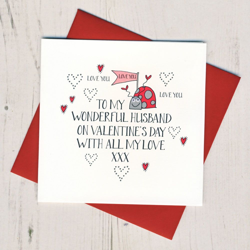 Wobbly Etes Valentines Cards
