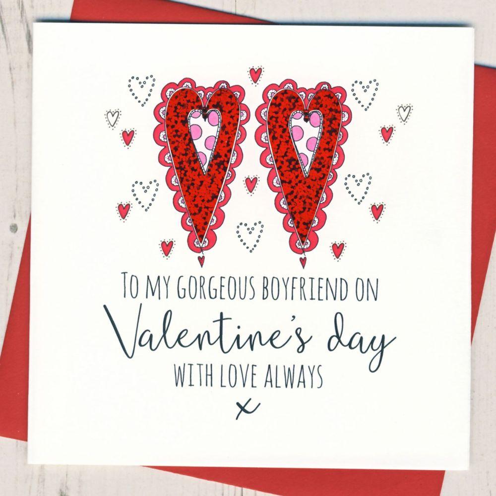 <!-- 009 -->Boyfriend Valentines Card