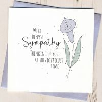 <!-- 002 -->Sympathy