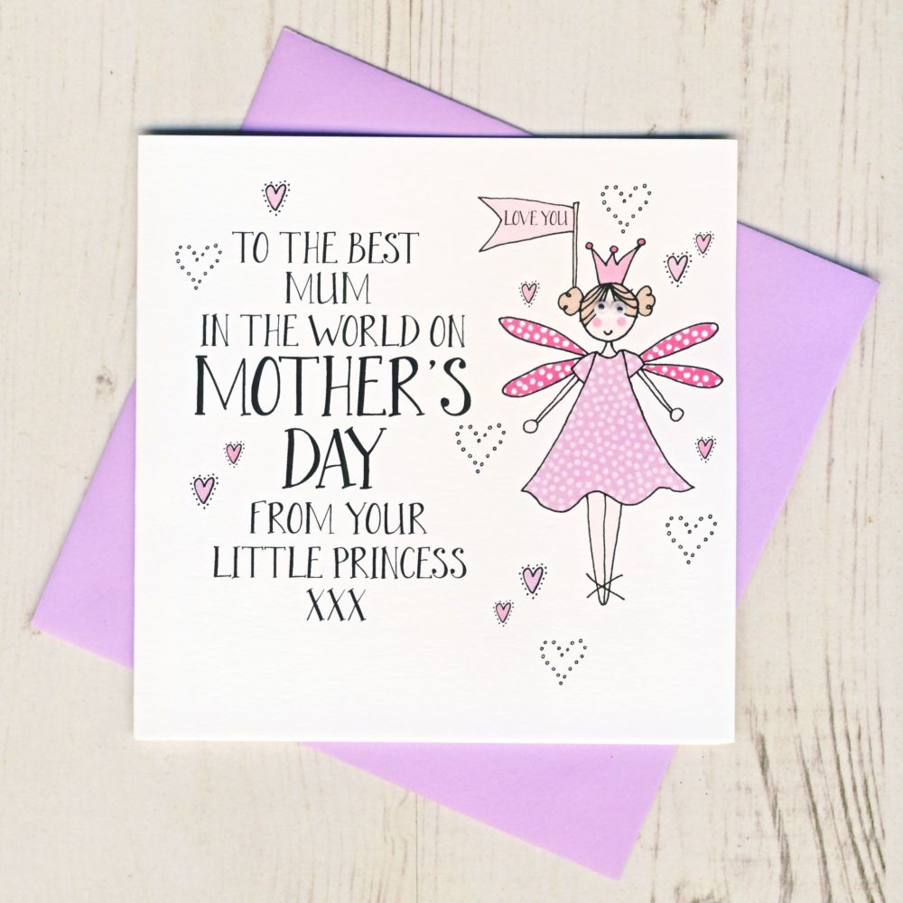 Mother's Day Card From The Cat