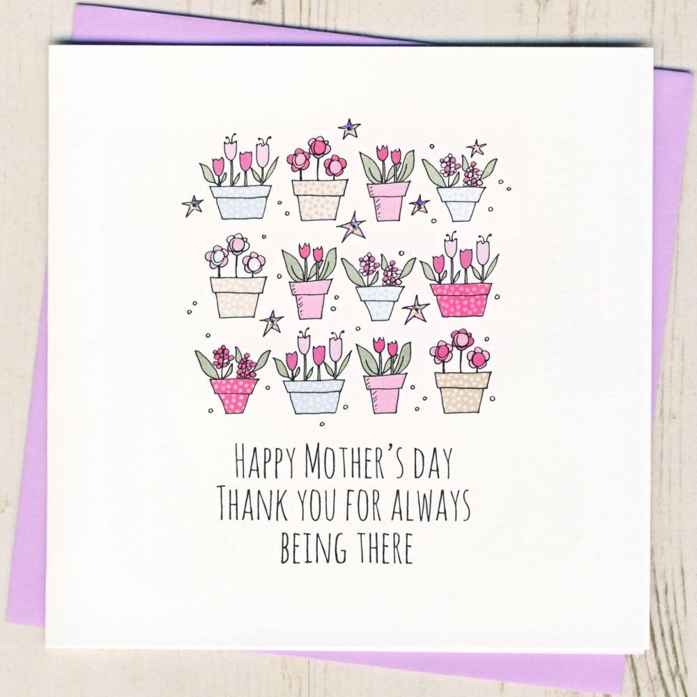 Mum & Best Friend Mother's Day Card