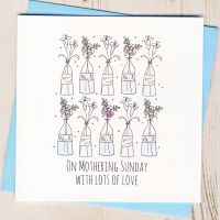 <!-- 005 -->On Mothering Sunday Card