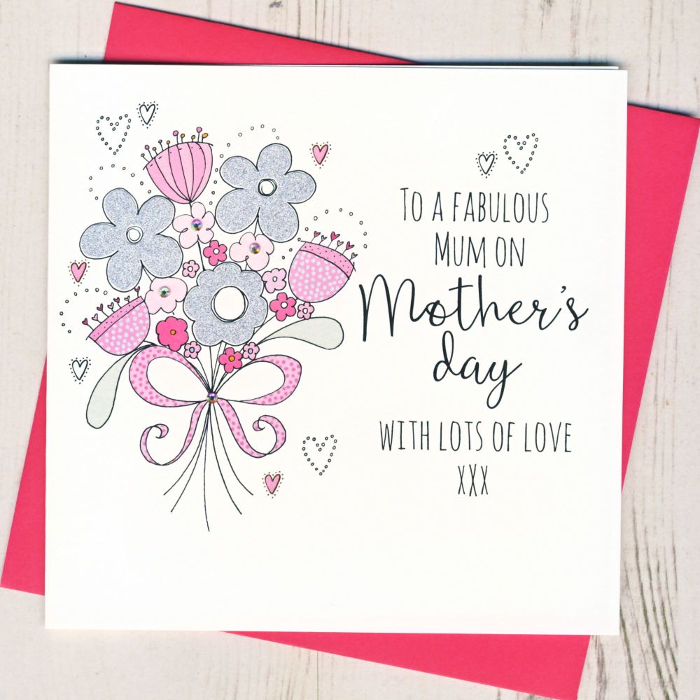 Thank You For Everything Mother's Day Card