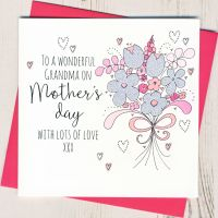 <!-- 007 -->Grandma Mother's Day Card